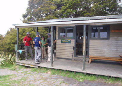 Mt Arthur Hut Kahurangi National Park