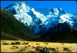 Mt Sefton & Footstool