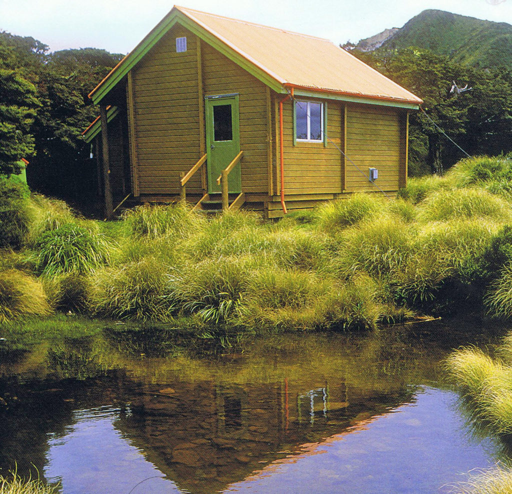 Sunrise Hut Hawkes Bay
